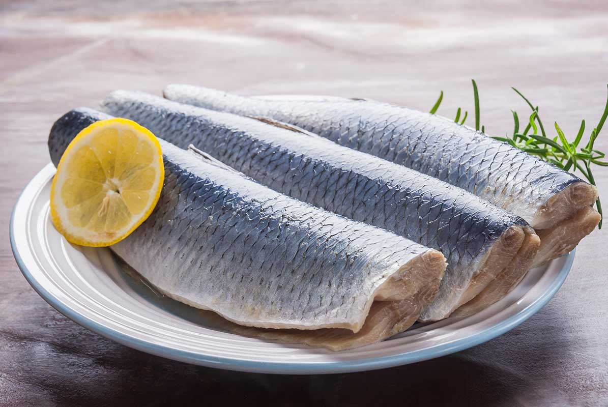 Scottish herring - the super-food of our seas