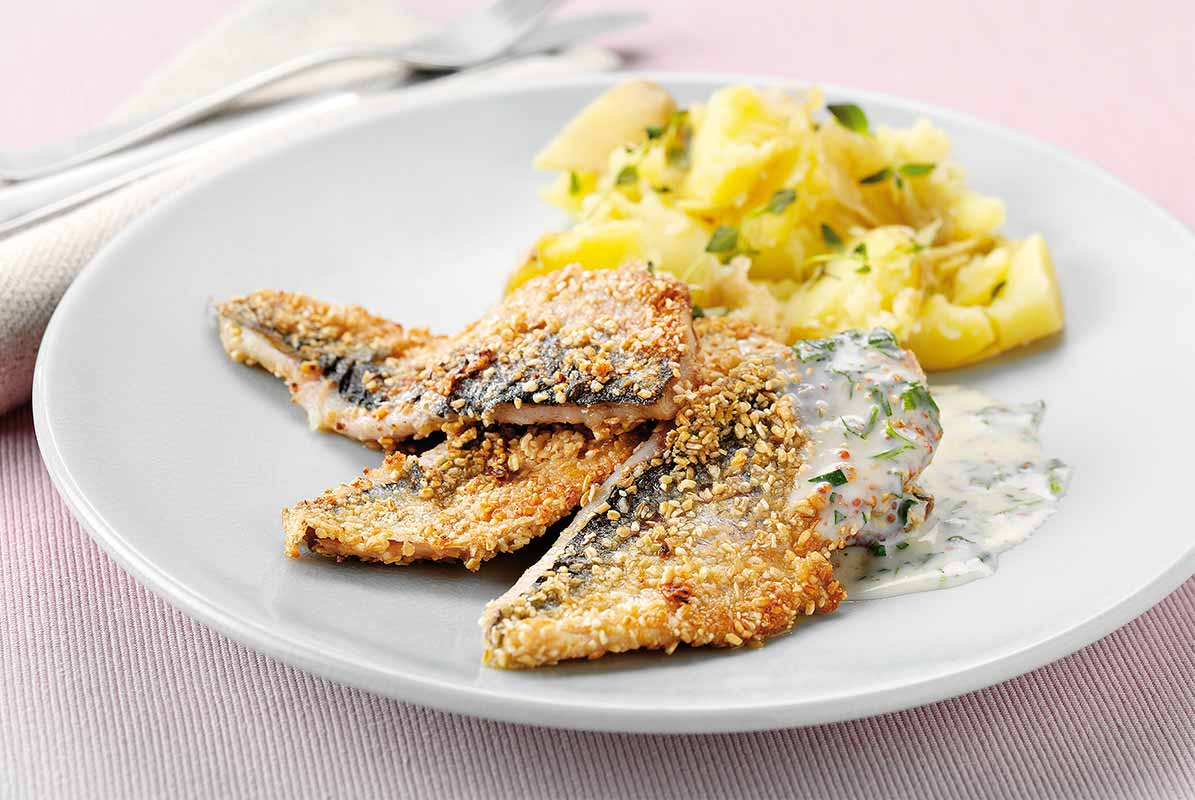 Delicious, sustainably harvested Scottish North Sea herring now in season